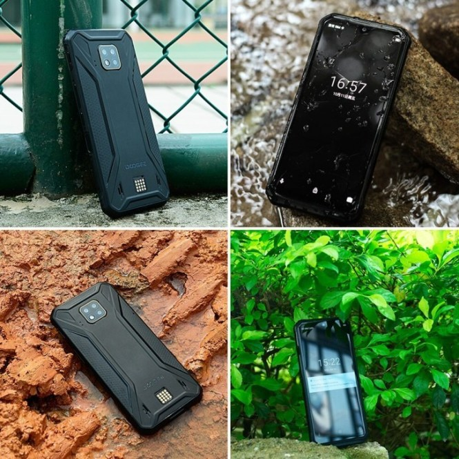 The Doogee S95 Pro is an IP69K-rated modular phone with a Helio P90 chipset
