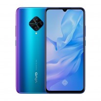 vivo S1 Pro in Jazzy Blue color