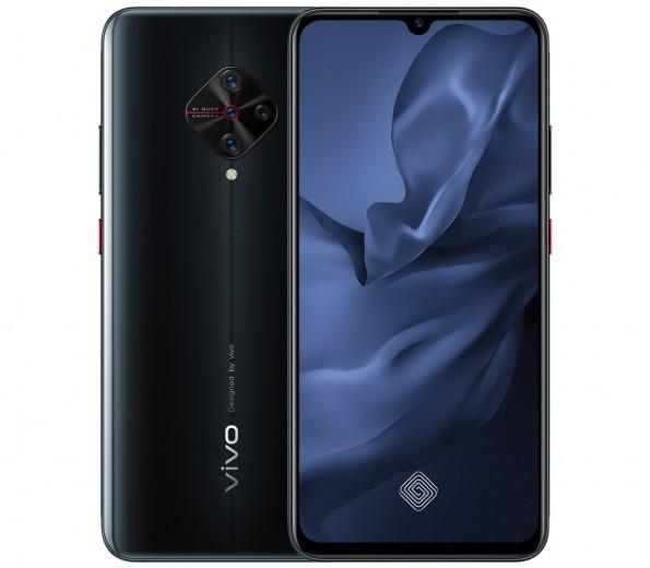 vivo S1 Pro arrives in India