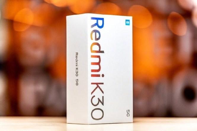 Xiaomi CEO teases Redmi K30 5G packaging