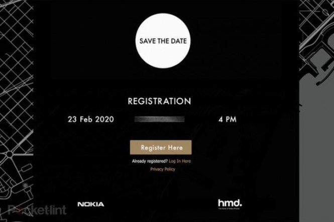 Nokia's MWC 2020 event is on February 23