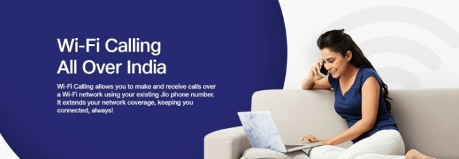 Jio is launching free Wi-Fi calling for its subscribers across India