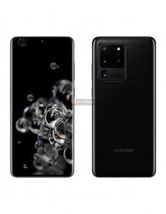 Galaxy S20 Ultra in Cosmic Black
