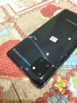 Samsung Galaxy Note10 Lite leaked live images