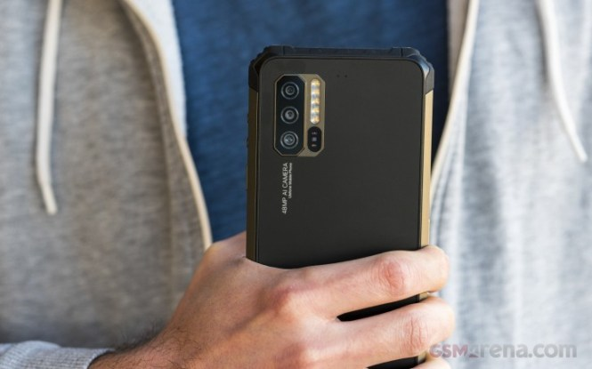 Ulefone Armor 7 in for review