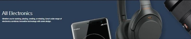 Sony redirects SonyMobile.com to the main company site