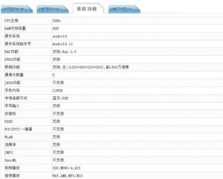 TENAA listing