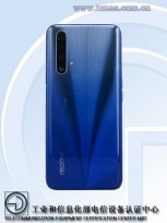 Images of Realme RMX2142, said to be the Realme X3