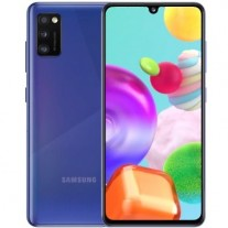 Galaxy A41 in Prism Crush Blue color