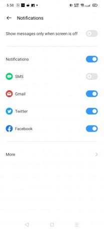App Notification alerts