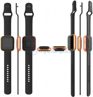 Realme patent for a smartwatch design