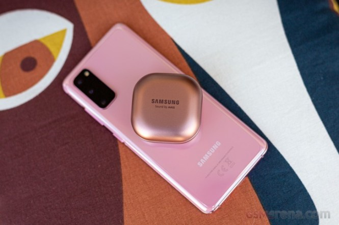Samsung Galaxy Buds Live hands-on review