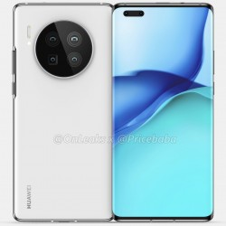 CAD-based renders: Mate 40 Pro