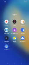 realme UI home screens and folders - News 20 11 Realme 7i Hands On review