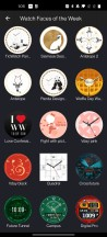 Watch faces: some additional ones are broken links to the Play Store - News 20 12 Mobvoi Ticwatch Pro 3 Gps Review review