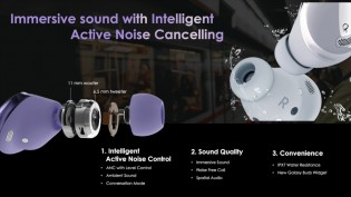 Samsung Galaxy Buds Pro leaked promo materials