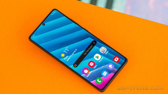 Samsung Galaxy S10 Lite gets Android 11-based One UI 3.0 update