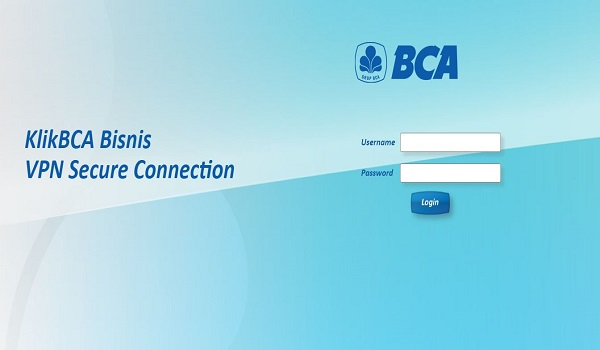 Klik Bisnis BCA