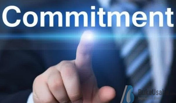 Terus Menjaga Komitmen