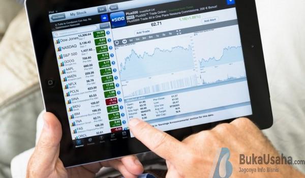 Beli Saham Dari Software Online Trading