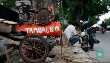 Usaha Tambal Ban