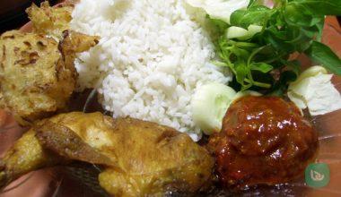 Usaha Pecel Ayam