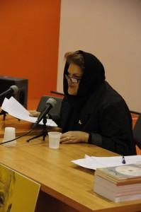 نادیا معاونی ـ عکس از ژاله ستار