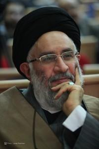 دکتر سید مصطفی محقق داماد ـ عکس از جواد آتشباری