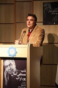 دکتر محمدرضا نوربخش ـ عکس از سارا رجب دوست