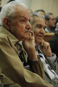 امیر تیمور پورتراب و مصطفی کمال پورتراب ـ عکس از ژاله ستار
