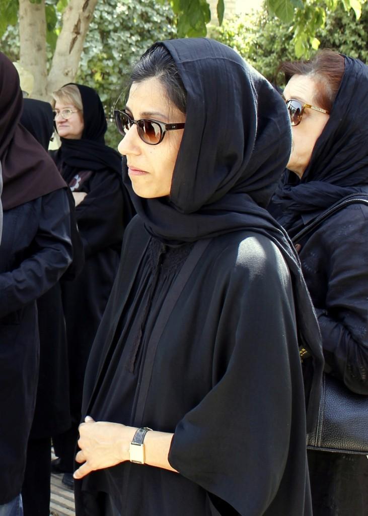 مریم عدل ـ عکس از مریم اسلوبی