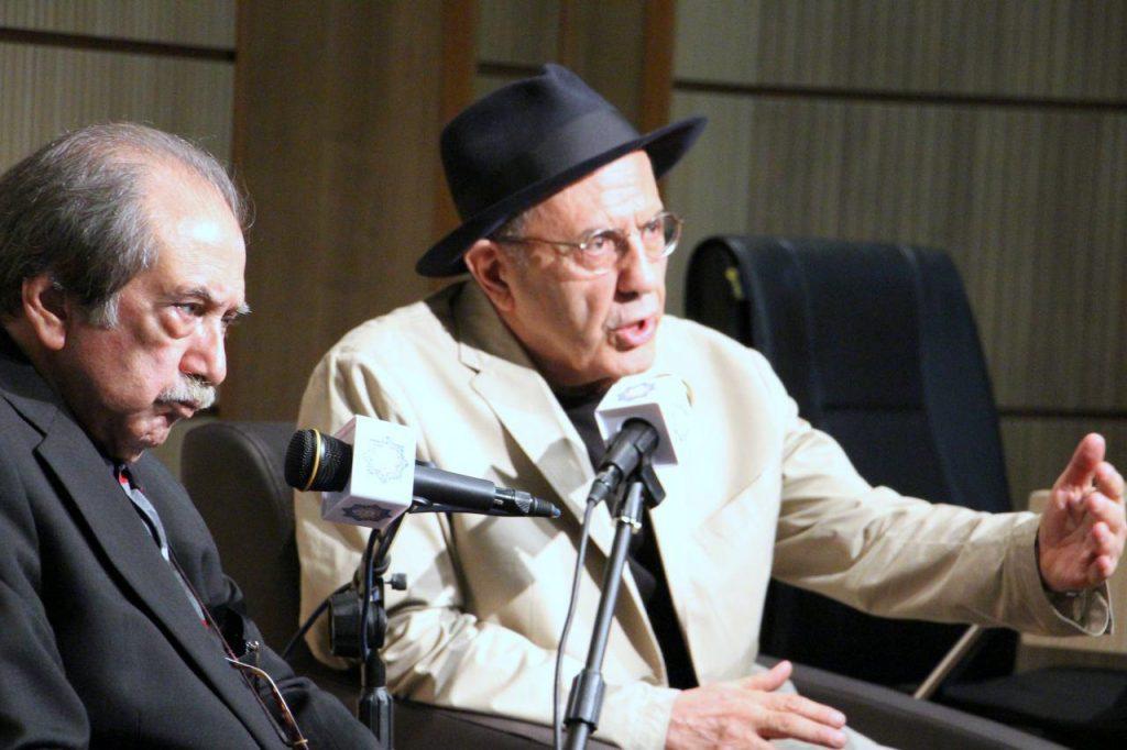 دکتر جواد مجابی از آشنایی اش با محمد محمدعلی می گوید
