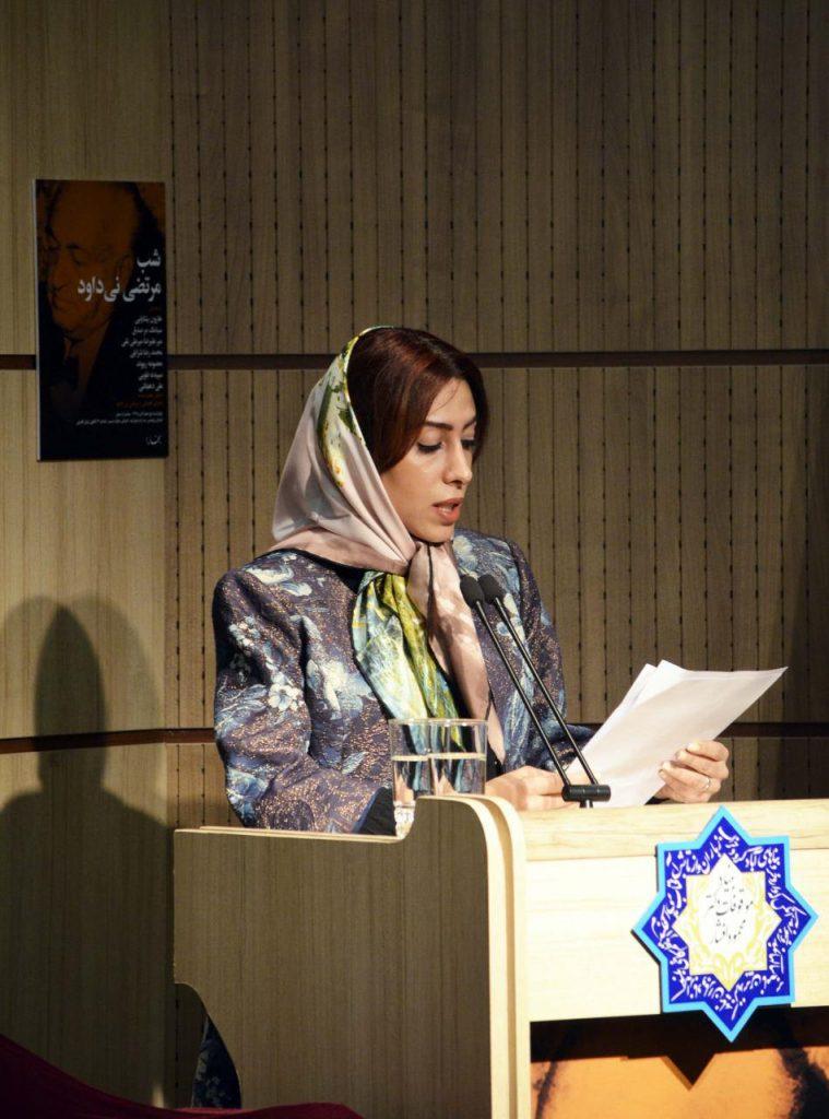 سپیده طوبی به بخش هایی از زندگی و حضور نی داود در موسیقی ایران پرداخت