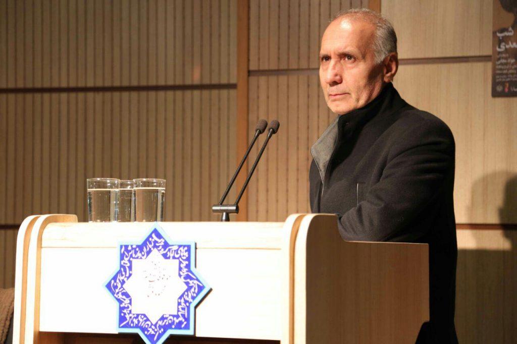 عبدالجمید ارجمند درباره شخصیت سعدی کارنو توضیحاتی داد