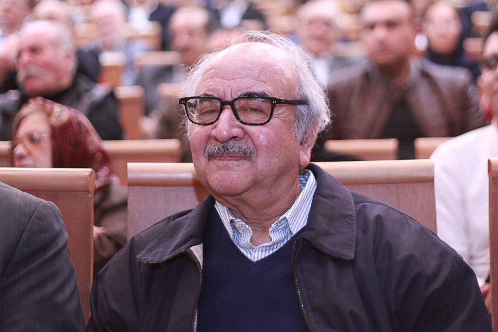 دکتر محمدرضا شفیعی کدکنی در شب توفیق سبحانی