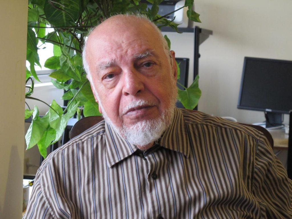 پیام دکتر احمد مهدوی دامغانی خوانده شد