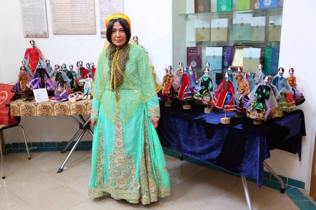 امن خادمی، احیاگر عروسک لیلی