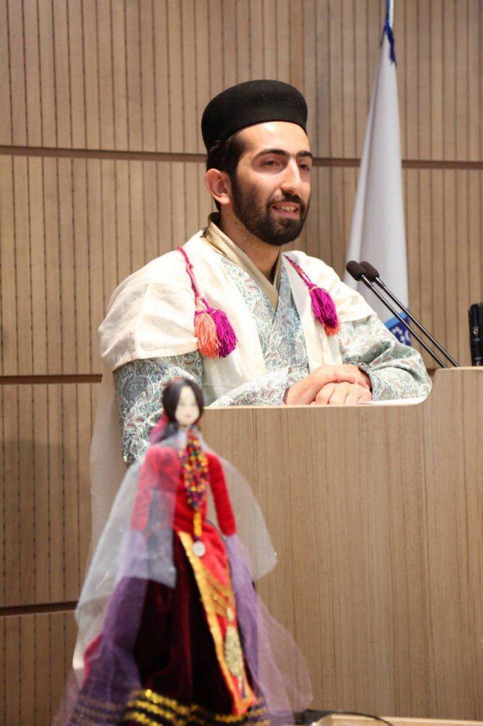 محمدرضا امیری از اهمیت بازی با عروسک لیلی سخن گفت