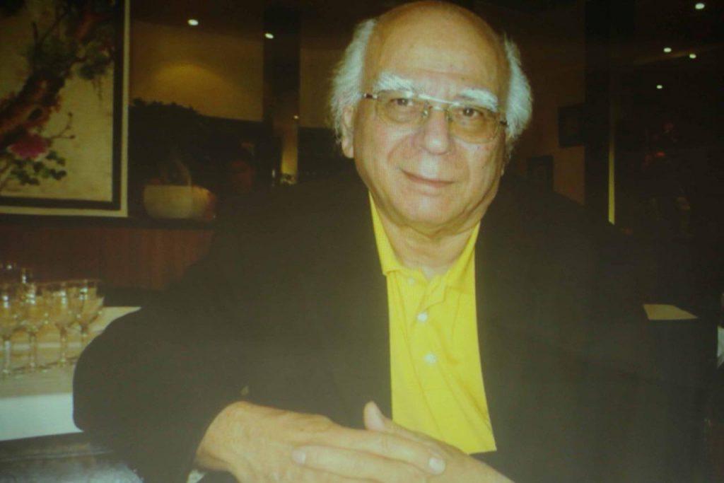 سروش حبیبی: محمد قاضی اختری است تابتاک در آسمان ترجمه ایران