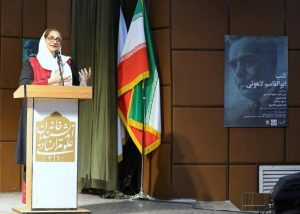 هدیه شریفی به آرمانخواهایی لاهوتی اشاره کرد