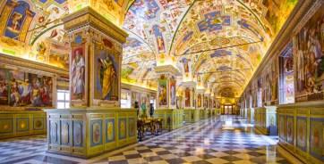 Vatikano prabanga