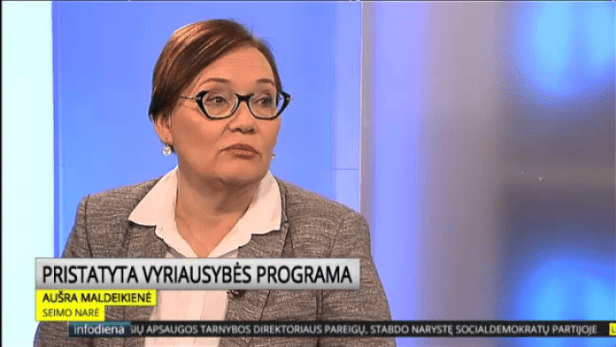 Maldeikienė info.tv