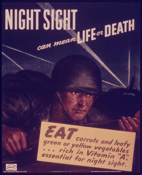 valgykite morkas