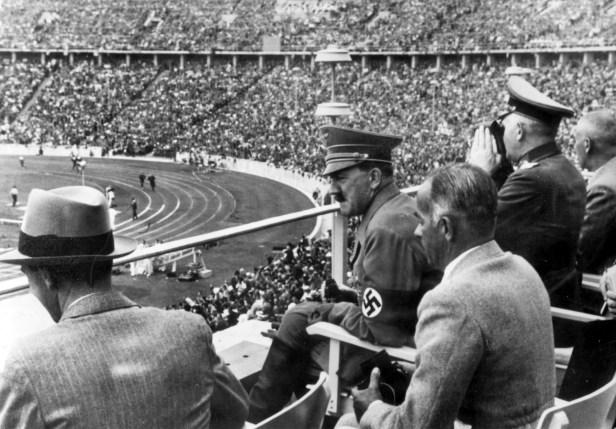 Adolfas Hitleris olimpinės žaidynės