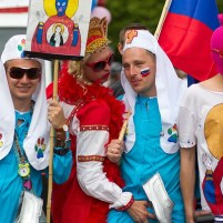 Gėjai trans rusija