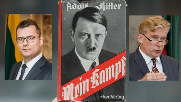 Kasčiūnas Hitleris Ažubalis