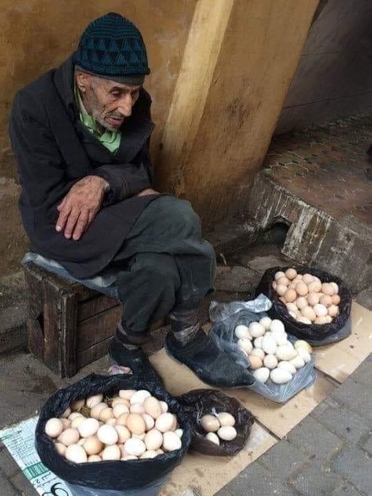 Senukas kiaušiniai pamokanti istorija