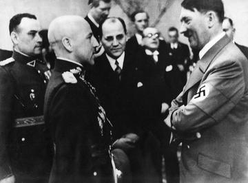 kirpa su Hitleriu