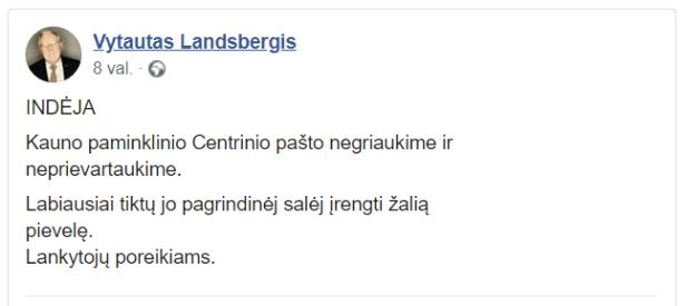 Vytautas Landsbergis paštas.PNG