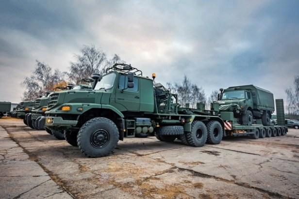 sukvežimiai kariuomenės